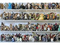 WANTED : vintage toys/figures 60s 70s 80s ...
