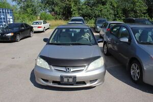 Recently Traded 2004 Honda Civic