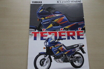 New Yamaha XTZ 660 Tenere 3YF4 92 660cc Indicator Complete Front Right Side