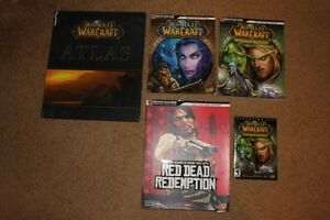 World of Warcraft / Grand Theft Auto - Guides