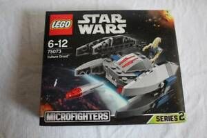 LEGO Star Wars Microfighters Vulture Droid 75073 – Unopened