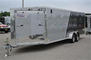ENCLOSED SNOWMOBILE TRAILERS AT ROCK BOTTOM PRICES London Ontario image 16