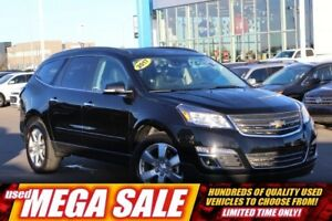2017 Chevrolet Traverse Premier| Sun| Nav| DVD| H/C Leath| Sfty