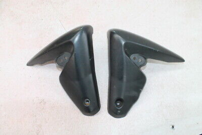 07 08 09 10 11 12 TRIUMPH SPEED TRIPLE 1050 RIGHT LEFT SIDE UPPER FAIRING