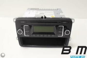 RCD 210 radio met MP3 diverse VW