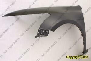 Fender Front Driver Side Sedan CAPA Honda Accord 2008-2012