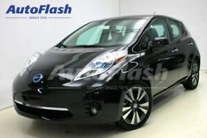 2015 Nissan Leaf SL *Quick-Charge* Cuir/Leather *GPS/Camera *