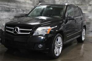 """2010 Mercedes GLK 350 MAGS 20"""" 4x4 TOIT PANORAMIQUE"""