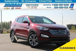 2014 Hyundai Santa Fe Sport *SUNROOF,REAR CAMERA,REMOTE START*