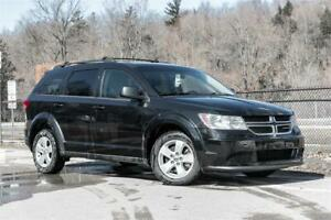 2013 Dodge Journey SE PLUS / CAR LOANS FOR ANY CREDIT
