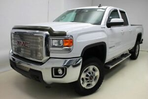 2016 GMC SIERRA 2500HD SLE Double-Cab *Boite-6.6-Box *Camera