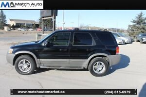 *AS-Traded* 2001 Ford Escape XLT *Sunroof* *AC* *Low KM*