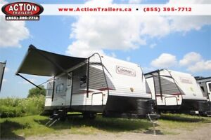 Small Toy Hauler Camper Trailer | Travel Trailers & Campers