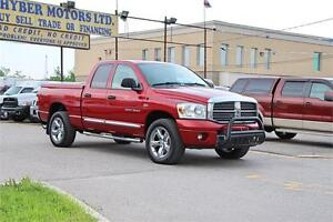 2007 Dodge Ram 1500 Laramie*Leather*NAV*HEMI*4X4