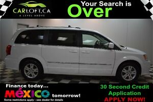 2016 Dodge Grand Caravan CREW PLUS - LOW KMS**LEATHER**NAV