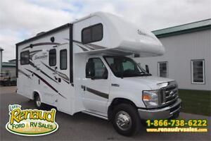 Used 2016 Forest River Sunseeker 2300 F Class C Motorhome