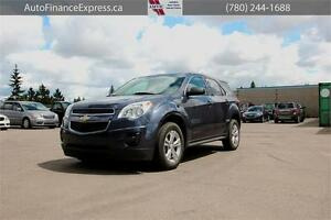 2014 Chevrolet Equinox LS  LIKE NEW! AND WE CAN FINANCE YOU!
