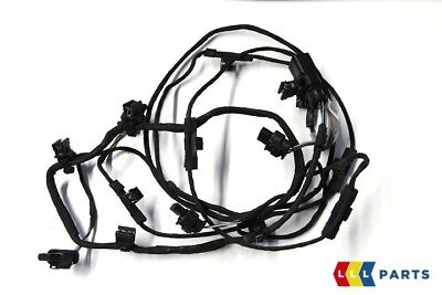 NEW GENUINE AUDI A5 S5 12-16 FRONT BUMPER PDC WIRING LOOM