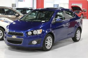 Chevrolet Sonic LT 4D Sedan at 2013