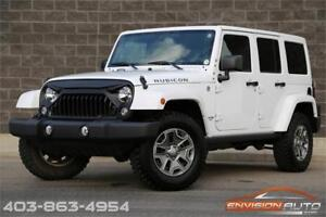 SOLD!!!!!!!2015 Jeep WRANGLER UNLIMITED RUBICON \ 6 SPEED MANUAL