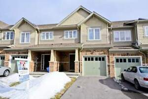 Windfield Farms Community, 3 Bedroom Minto-Built Town Home