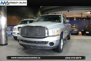 *Safetied* 2006 Dodge Ram 1500 SLT *4WD* *6 Passenger*