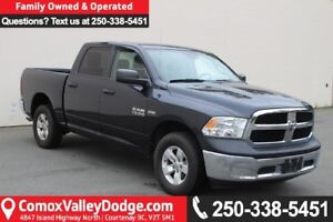 2013 RAM 1500 ST ONE OWNER, NO ACCIDENTS, KEYLESS ENTRY, TOW PKG