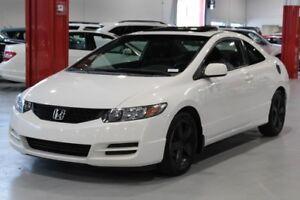 Honda Civic LX 2D Coupe 2009