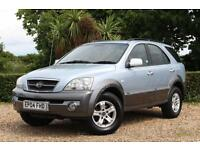 Kia Sorento 2.5CRDi XE 4x4 5 door Diesel Manual Car with Tow Bar