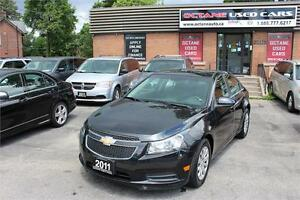 2011 Chevrolet Cruze LT Accident Free