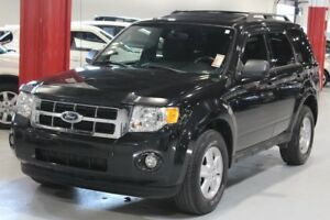 Ford Escape XLT 4D Util FWD 4cyl at 2011