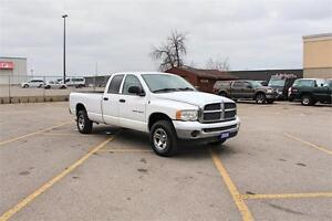 2005 Dodge Ram 1500 HEMI SLT Long Box