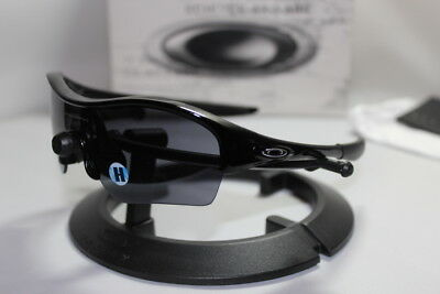 e7fb08afab7 New Oakley Enduring Edge Women s Sunglasses Metallic Black Black Iridium  09-808