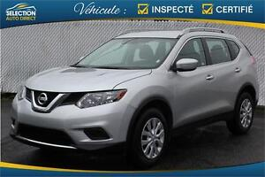 Nissan Rogue AWD 4dr 2015