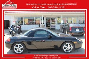 2000 Porsche Boxster Hard top convertible low kms