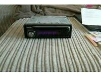 Kenwood in car cd mp3 player