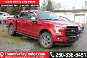 2016 Ford F-150 XLT ONE OWNER, ACCIDENT FREE, KEYLESS ENTRY,...