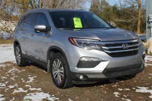 2017 Honda Pilot EX-L W/RES (REAR ENTERTAINMENT SYSTEM)