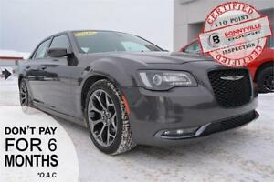 2015 Chrysler 300- ONLY 80,000 KMS, GREAT CONDITION