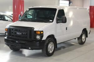 Ford E350 VANS Cargo Van 2011