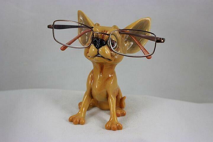 OptiPets / OptiPaws Dog Eyeglass Holder - Chihuahua