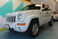 2004 Jeep Liberty Limited Edition 4x4
