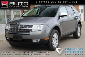 2010 Lincoln MKX AWD ** BLUETOOTH ** HEATED & COOLED SEATS **