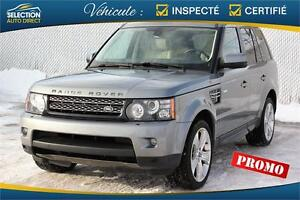 2013 Land Rover Range Rover Sport LUXE HSE