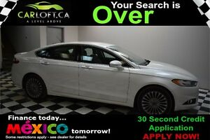 2014 Ford Fusion TITANIUM AWD - REMOTE START**LEATHER**BLUETOOTH