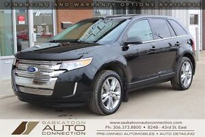 2011 Ford Edge LIMITED ** AWD ** LEATHER ** NAV ** REVERSE CAM