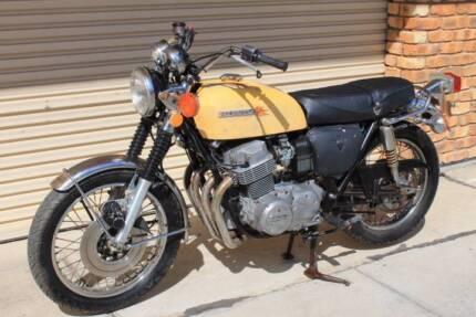 Honda.cb750.1972.low miles,runs exc,tidy,suit.z900,cb550,buyr Coffs Harbour 2450 Coffs Harbour City Preview