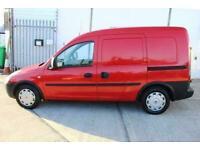 2009 Vauxhall Combo 1.3 CDTi 1700 16v Panel Van 3dr Panel Van Diesel Manual