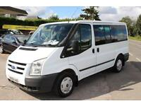 Ford TRANSIT 115 TOUR T280S TREND 9 SEATER MINIBUS 2009/09