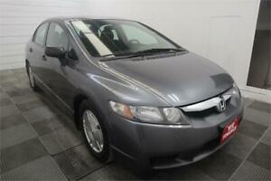 2009 Honda Civic Sdn DX-G Local Car! Clean Title!